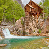 Old Crystal Mill  2011
