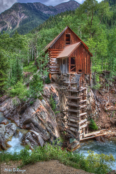 The Crystal Mill  1306   w21