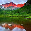 Maroon Bells Sunrise     0169