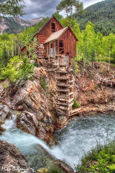 The Crystal Mill  1356  w23