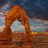 Delicate Arch at Daybreak 2189 w54