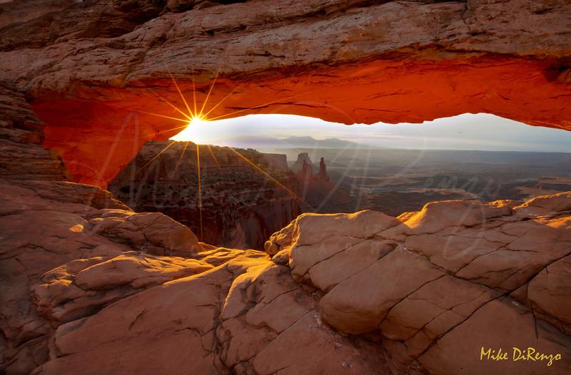 Dawn at Mesa Arch  3167  w21