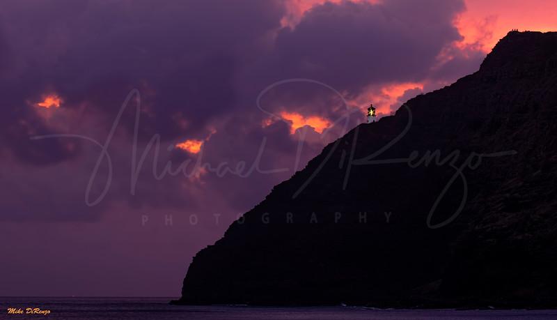 Makapuu Lighthouse Sunrise 2675