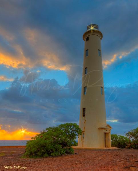 Lihue Lighthouse - Oahu 3061 w43