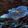 Anemone Cave at Sunrise 0687 w57