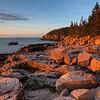 Otter Cliffs at Sunrise 0066 w63