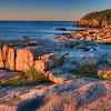 Acadia Coast Sunrise 6136 w43