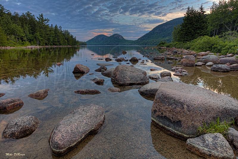 Jordan Pond Sunrise 9921 w63