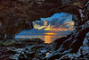 Acadia Dawn at the Anemone Cave 0707 w57