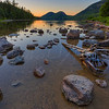 Jordan Pond at Dawn 0162 w63