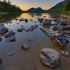 Jordan Pond at Dawn 0162 w63
