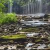 Pelham Lake Falls