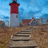 Nauset Lighthouse  - Cape Cod  4525 w27