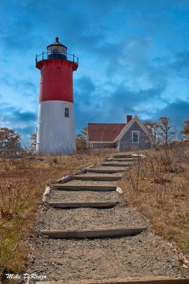 Nauset Light - Cape Cod  4525 w27