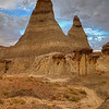 Chaco Canyon Hoo Doos 2405 w64