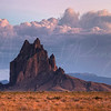 Shiprock in the Clouds 2066 w64