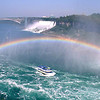 Niagra Falls Rainbow   w1