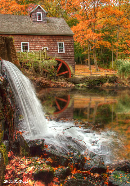 Stony Brook Grist Mill   7858 w28