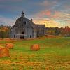 Old Catskill Barn 5417 w52