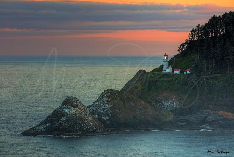 Heceta Head Lighthouse  8777 w51