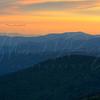 Smokie Mountain Sunset 0718 w58