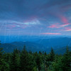 Clingman's Dome Sunset 3197 w58