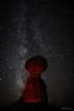 Balanced Rock and Milky Way 6170 w64