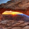 Mesa Arch Sunrise 3065 w21