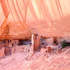 Anasazi Ruins at Poncho House  8506  w25