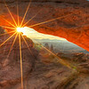Mesa Arch Panorama  3224  w23