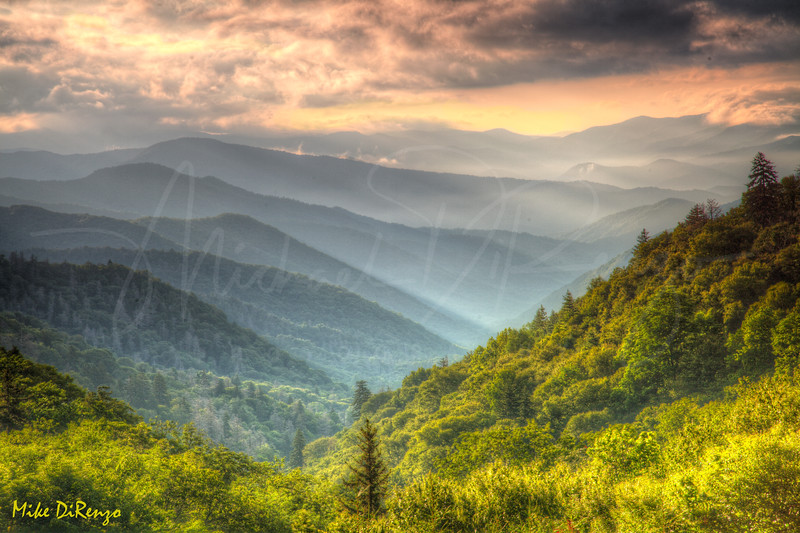 Great Smoky Mountains  7620   w21