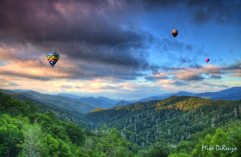 Smoky Mountains Balloon Festival  7598  w23