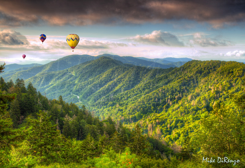 Smoky Mountain Balloon Festival  7629  w23