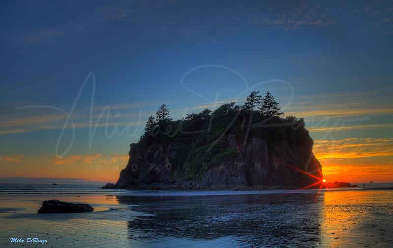 Ruby Beach Sunset 7980 w51