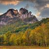 Seneca Rocks  9990  w61