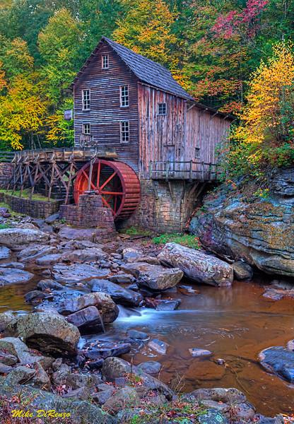 Glade Creek Mill 9500 w54