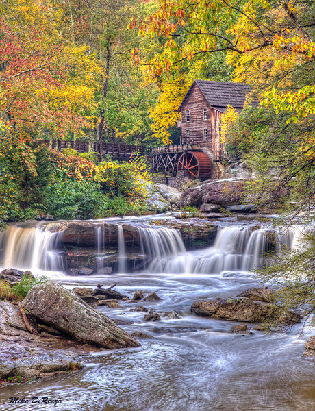 Glade Creek Mill 9609 w47