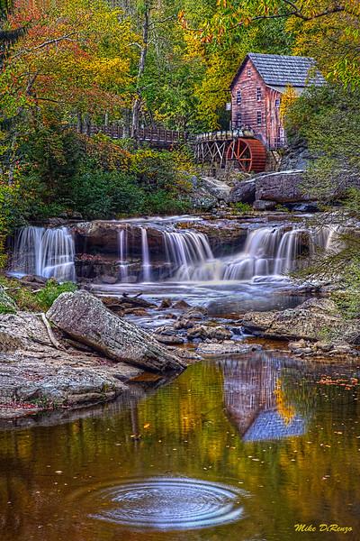 Glade Creek Reflection 9209 w54
