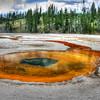 Sulphur Pool - Yellowstone   5660  w21