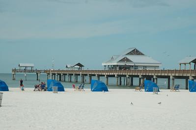 Clearwater en St. Petersburg Beach