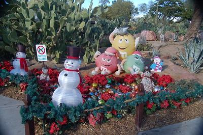 Ethel M Chocolate Factory cactustuin