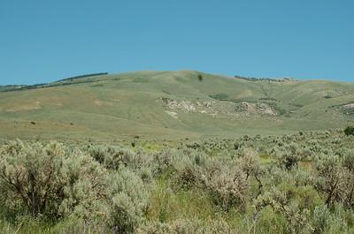 City of Rocks Scenic Byway Idaho