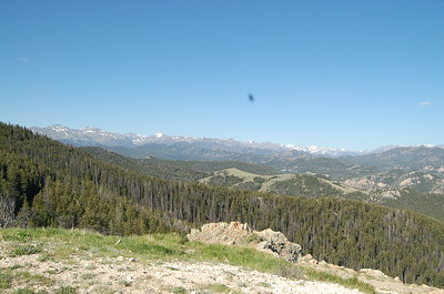 WY 296 Chief Joseph Scenic Byway