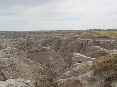 Badlands NP 2003