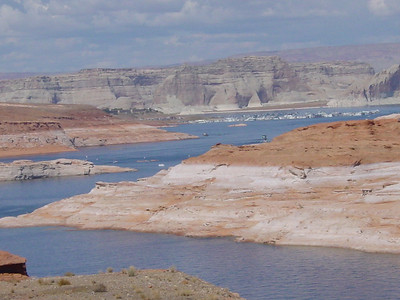 Glen Canyon NRA en Lees Ferry 2003