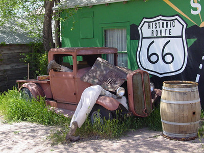 Route 66 (Seligman) 2005