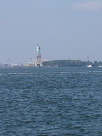 Amerika 2005 stedentrip New York City