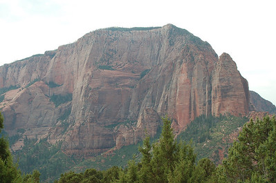 Zion NP Kolob Canyon District 2006