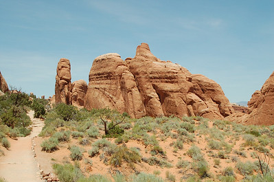Arches NP 2007