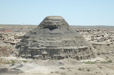 Bisti Badlands BLM 2007